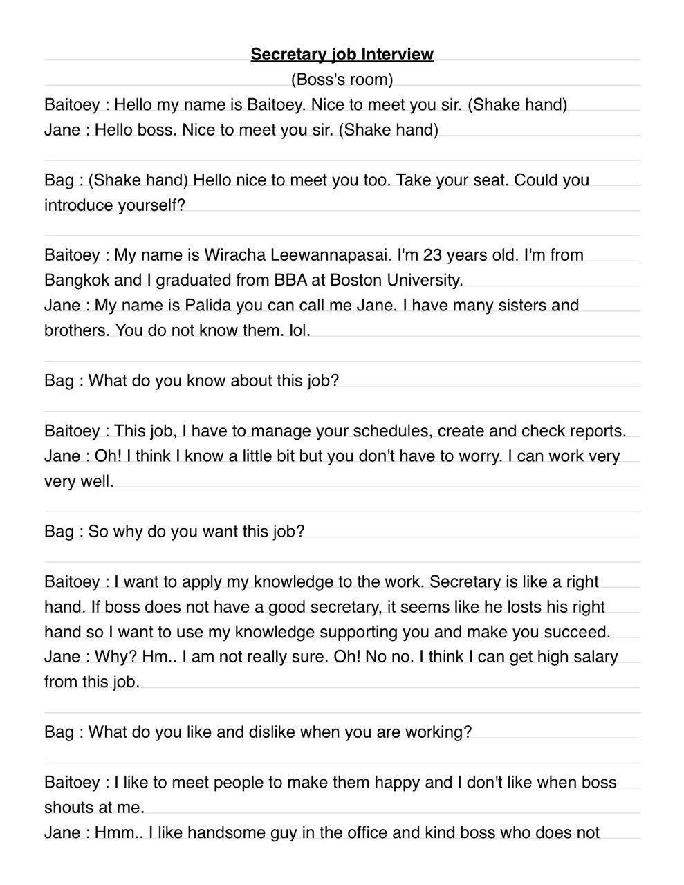 script job interview bbtoeyy s blog script job interview